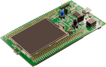 STM32F429-DISCOVERY - ARM Board mit Touch LCD