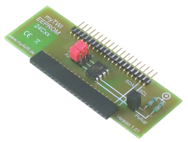 myTWI Add-On EEPROM
