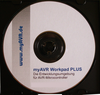 myAVR Workpad PLUS