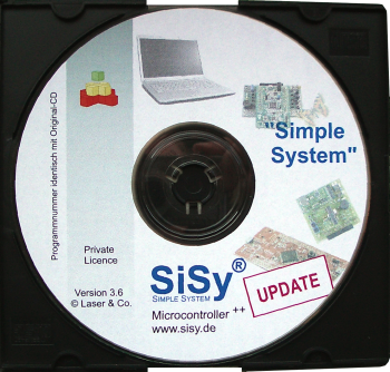 Update SiSy Microcontroller++ V 3.7; Private