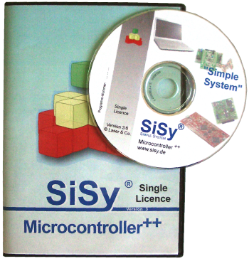 SiSy Microcontroller ++: Single Licence