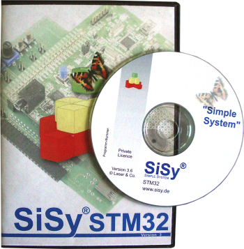 SiSy STM32: Private Licence