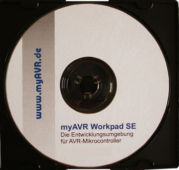 myAVR Workpad SE